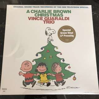 Charlie Brown Christmas - Vince Guaraldi Trio. Vinyl Lp. New