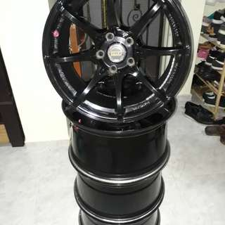 "17"" VR CE28N Rims(Replica)"