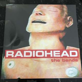 Radiohead- The Bends. Vinyl Lp. New