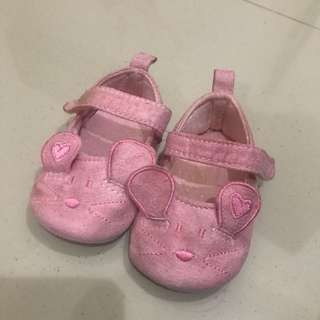 Pinky Mouse Shoes