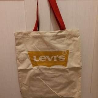 Levis tote bag/環保袋