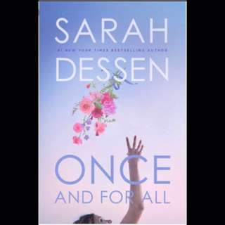 Once and For All - Sarah Jessen