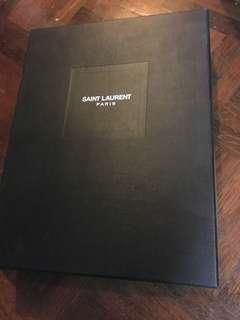 YSL 黑色包裝盒