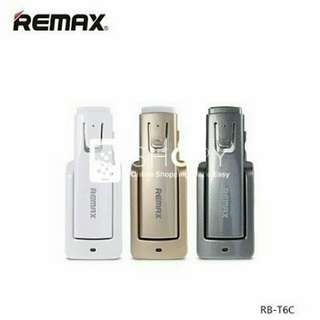 Remax t6 Bluetooth headset rb-t6c in car
