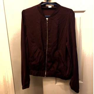 H&M Women's Bomber Jacket