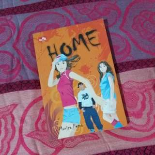Home by Monica Petra