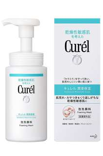 Curel Foaming Wash (Intensive Moisture Care)