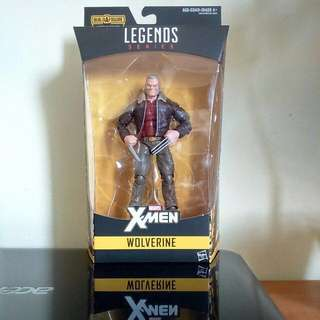 Marvel Legends Wolverine Old Man Logan