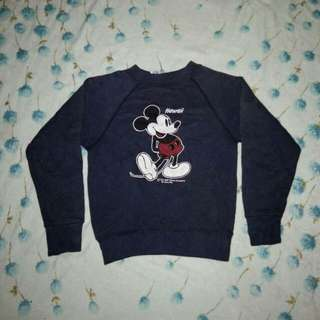 Vintage mickey hawaii