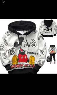 Brand new Mickey Mouse jackets size Available 100-130cm