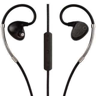EOZ one Bluetooth earphones noir edition