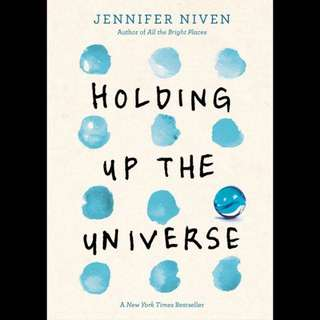 Holding Up the Universe - Jennifer Nirven