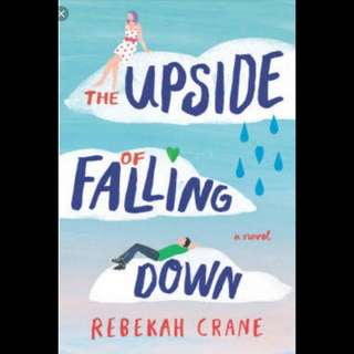 The Upside of Falling Down - Rebekah Crane