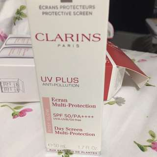 Clarins Dayvscreen Pinkn
