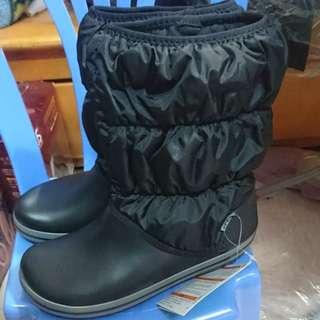 Crocs雪靴
