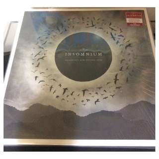 Nm Insomnium record vinyl metal shadows of the dying sun