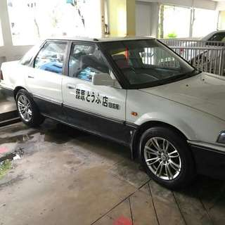 Selling Antique Car Honda Concerto (1.6 Auto)