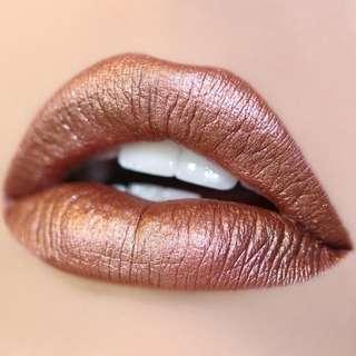 Salt Colourpop metallic liquid lipstick