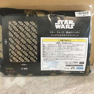 Star Wars毛毯 Star Wars: The Last Jedi - Premium Glitter Blanket
