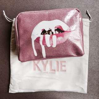 Kylie Cosmetics by Kylie Jenner Makeup Bag, Birthday Edition