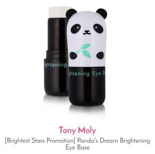 Panda's Dream Beightening Eye Base