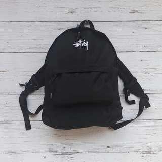 Stussy Backpack Black cordura basic