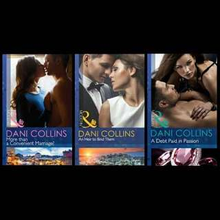 Dani Collins - Harlequin, Mills and Boon