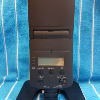 Sony F32M flash