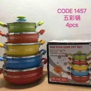 Cook pot set