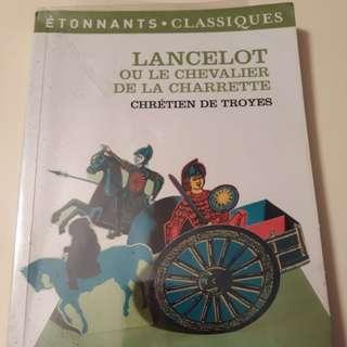 Lancelot ou le chevalier de la charette - Chretien de Troyes (French)