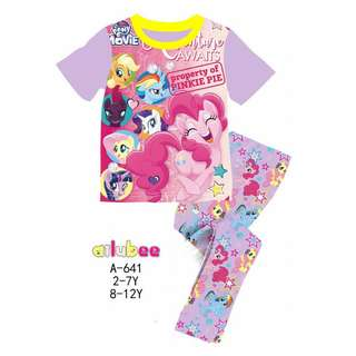 Purple My Little Pony Pyjamas