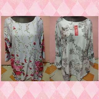 Blouse motif #makintebel