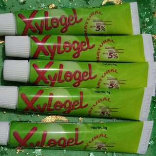 Xylogel Baby Toothpaste