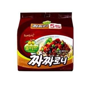 韓國三養泡麵
