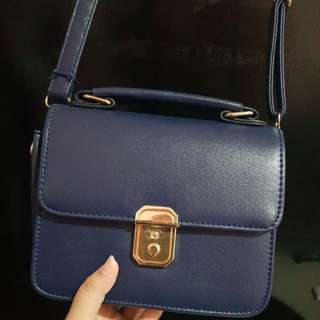 mini bag navy