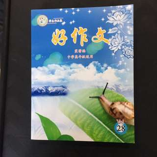 Chinese Composition Volume 28
