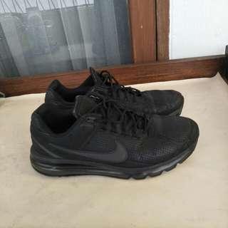 Nike air Black cakep