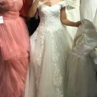 Bridal Wedding dress Grown