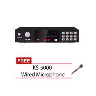 The Platinum Karaoke KBox 2 ks-40