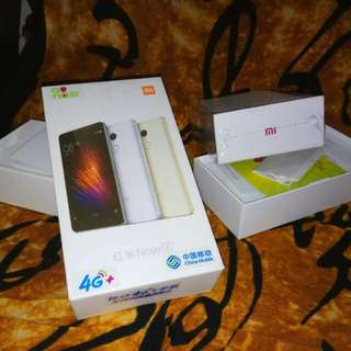 Box Hp Xiaomi Note 4 & 4A