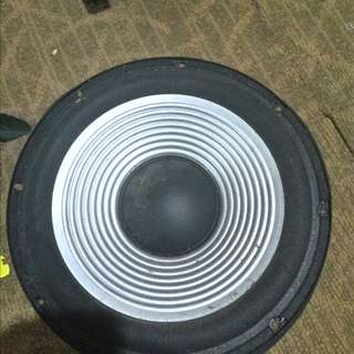Subwoofer sony 10inc