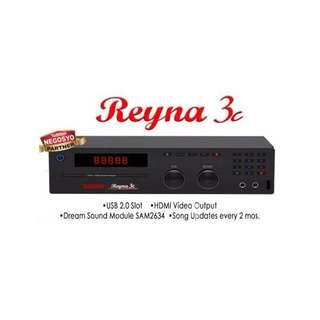 The Platinum Karaoke Reyna 3c