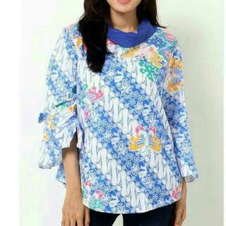 Batik Indonesia blouse