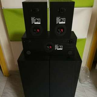 Accusound Speakers