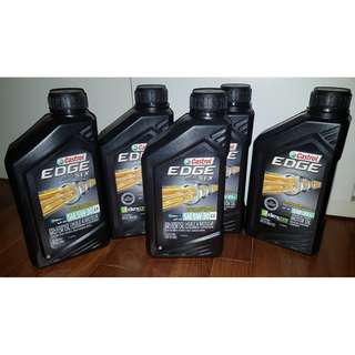 Castrol Edge 5W-30 / 5W30 engine oil