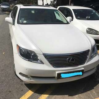 Lexus Is460