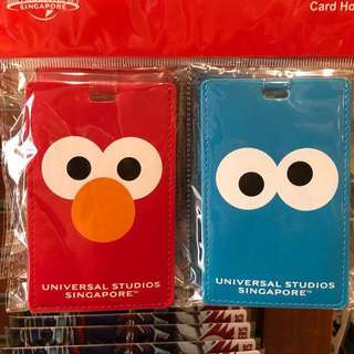 USS Sesame Street Card Holder