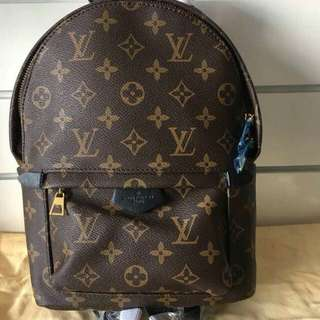 LV bags with reciept