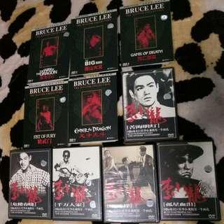 BRUCE LEE Memorabilia (DVD)