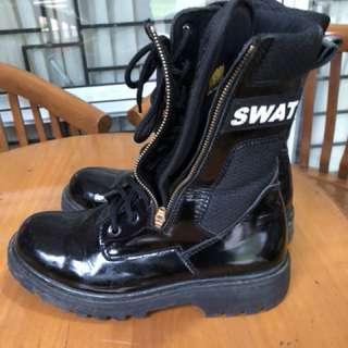 Sepatu Boots Cowok